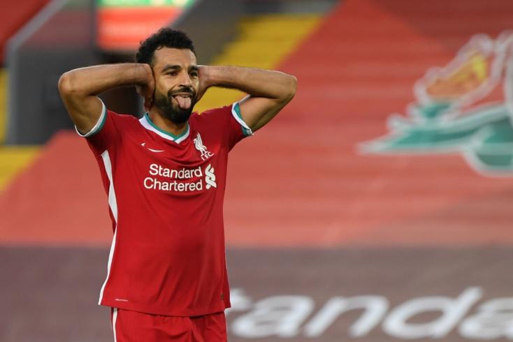 Premier League - A címvédő győzelemmel, Salah mesterhármassal kezdett