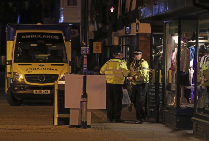 Két ember megint rosszul lett egy salisbury-i étteremben, de nem a Novicsok áll a háttérben