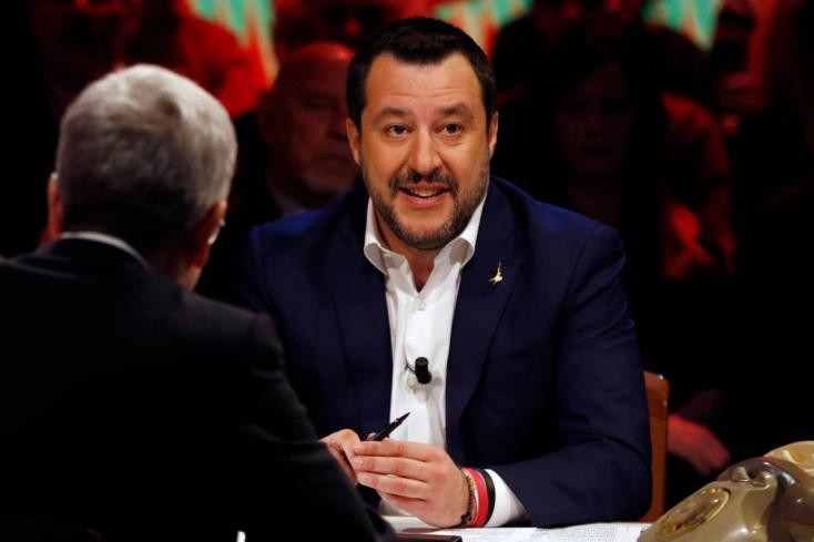 Salvini bírók és ügyészek ellen uszít, miután újabb eljárás indult ellene