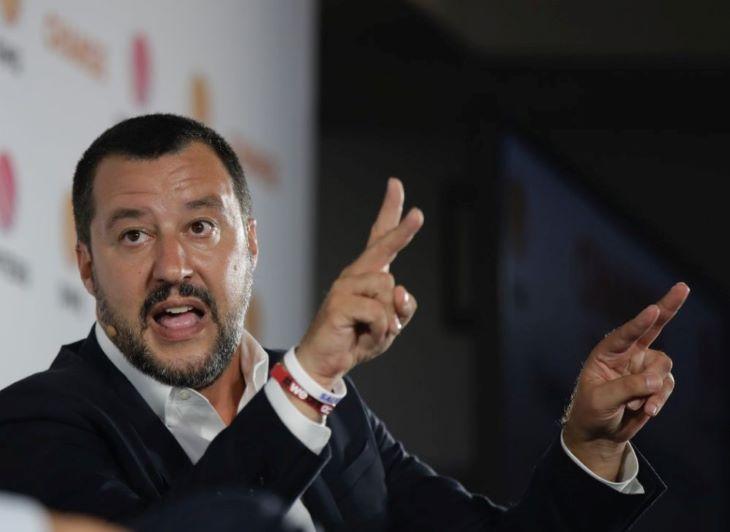 A bíróság megalapozottnak tartotta a vádemelést Matteo Salvinivel szemben