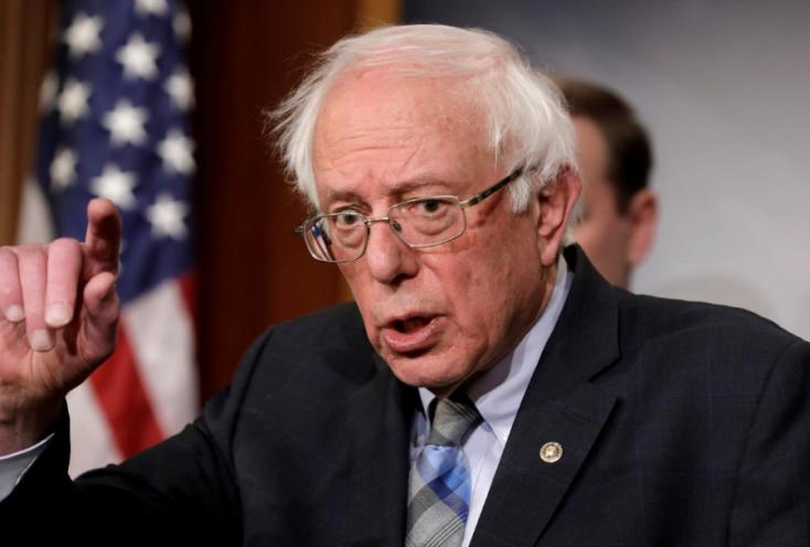 Tízezrek gyűltek össze Bernie Sanders szívműtétje utáni első kampányeseményén