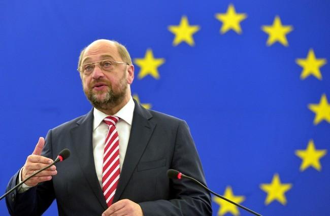 Schulz már jóval népszerűbb kancellárjelölt, mint Merkel