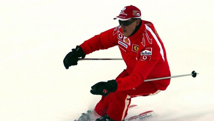 Kiderült, miért volt annyira peches Schumacher a síbaleseténél