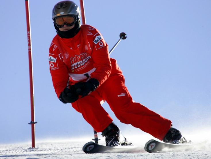 Schumacher felesége 60 ezer eurós kártérítést kap egy fotó miatt