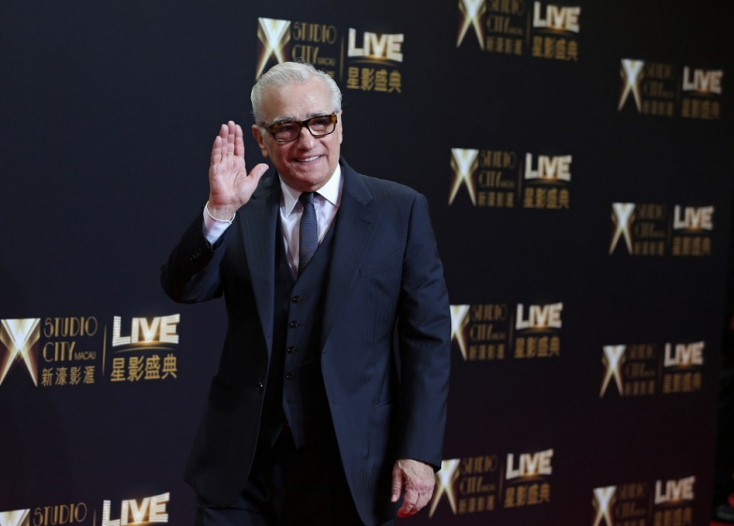 Martin Scorsese ismét Leonardo DiCaprióval forgat