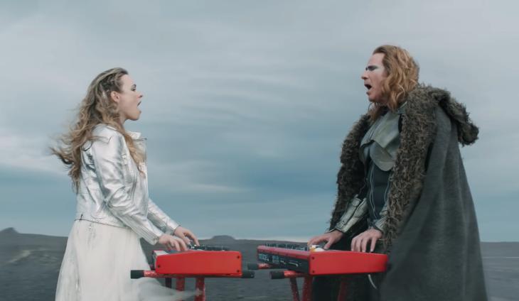Játékfilm készült az Eurovíziós Dalfesztiválról - VIDEÓ