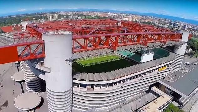 Felújítás helyett lebontás vár a milánói San Siro Stadionra