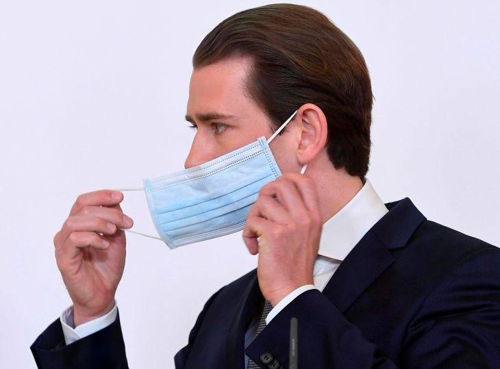 Az osztrák kancellár bejelentette a júliusi nyitás részleteit