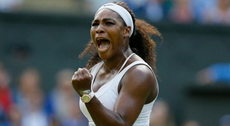 Serena Williams lett a legjobban kereső női sportoló