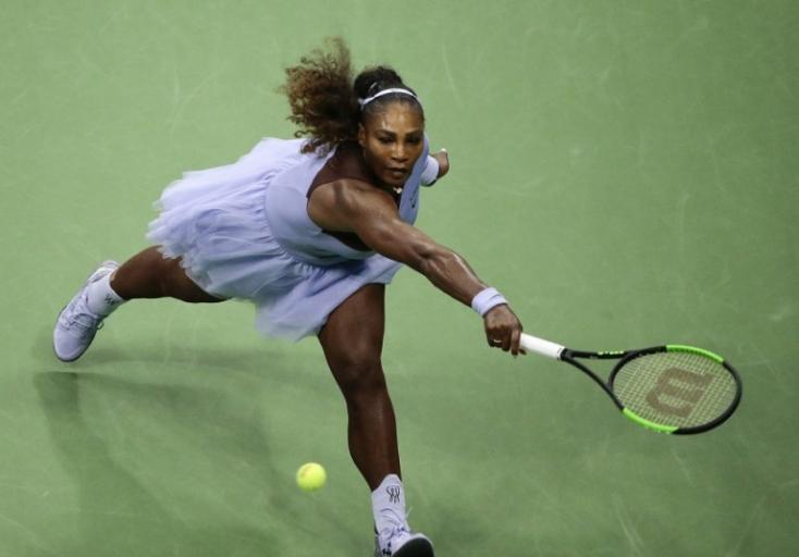 Wimbledon -  Serena Williamsre, Fogninira és Kyrgiosra pénzbüntetés vár