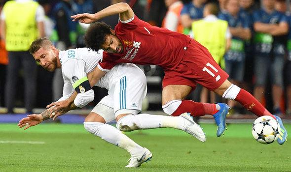 Bajnokok Ligája: Ramos likvidálta Salahot, Karius két potyát kapott, sorozatban harmadszor győzött a Real Madrid