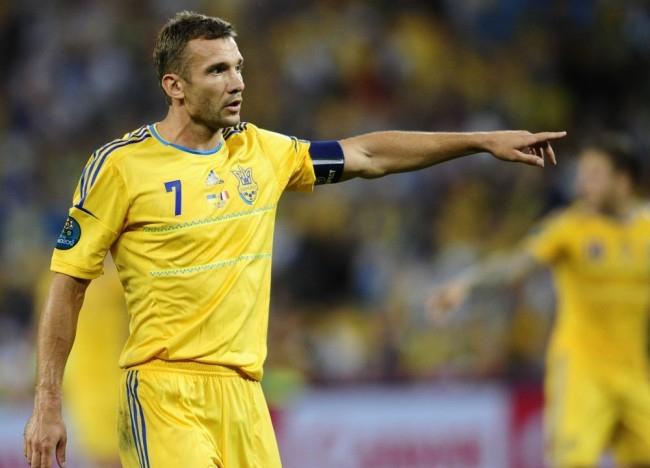 Sevcsenko megvált szövetségi kapitányi pozíciójától