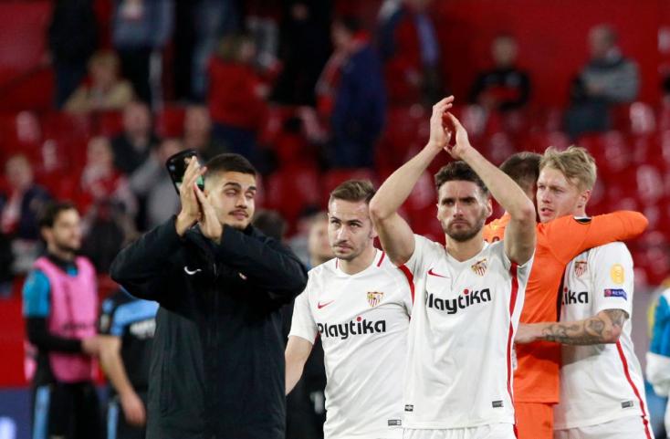 Európa-liga: Megvan az első nyolcaddöntős!