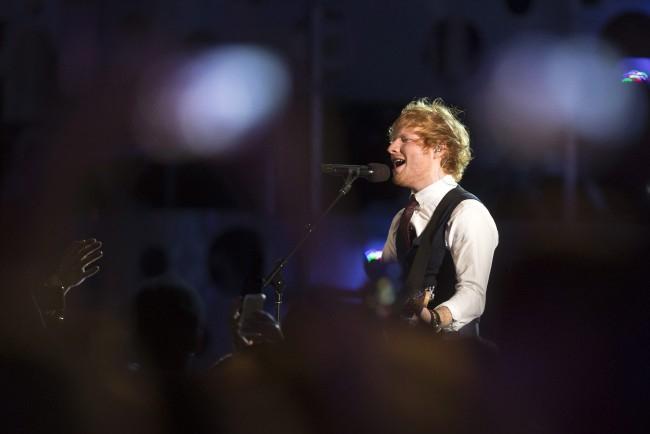 Plagizálással gyanúsítják Ed Sheerant (VIDEÓK)