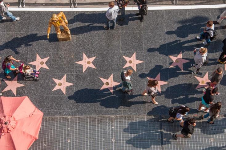 Csillagot kap Daniel Craig a hollywoodi Hírességek sétányán