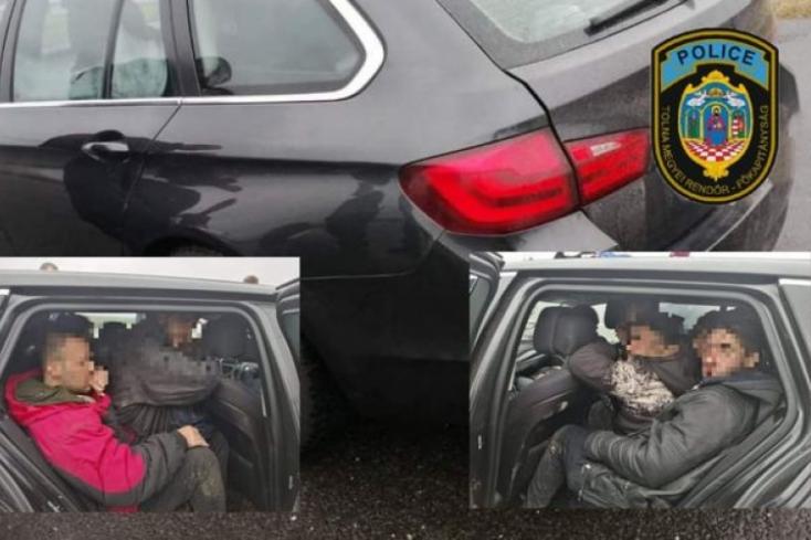 Aki felismeri ezt a kocsit, akkor azt is sejteni fogja, ki lehet a cikkben szereplő szlovákiai embercsempész
