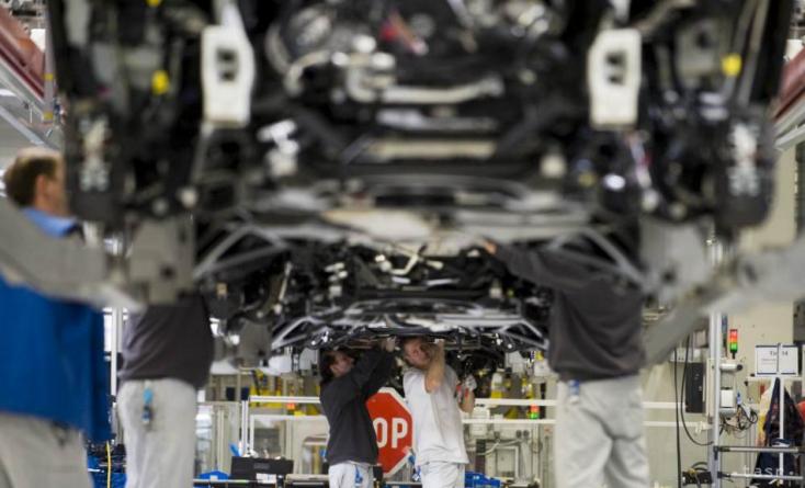 Kevesebb autót gyártottak az első negyedévben Csehországban