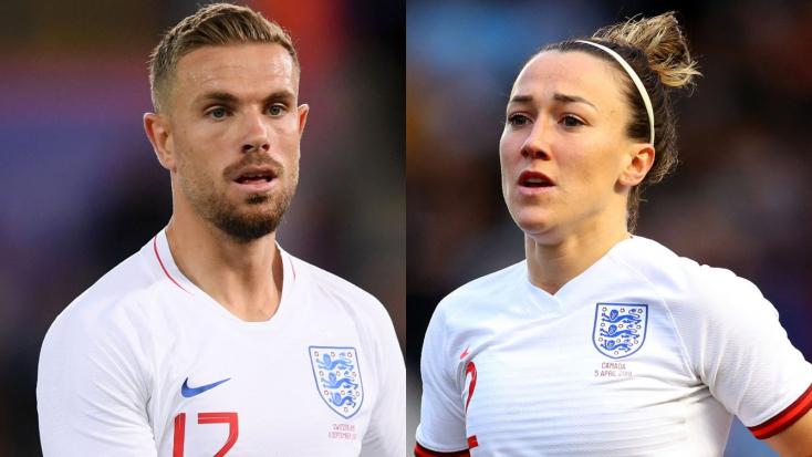 A férfiaknál Jordan Henderson, a nőknél Lucy Bronze lett az év labdarúgója Angliában