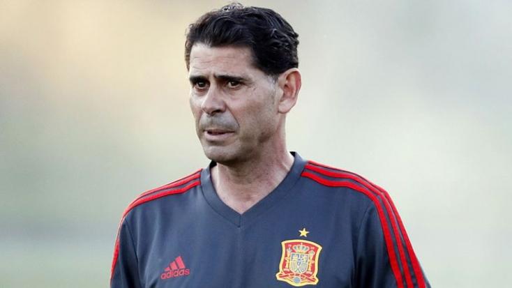 Fernando Hierro a spanyol szövetségtől is távozik