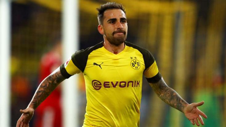 Paco Alcácer végleg a Borussia Dortmund játékosa lett