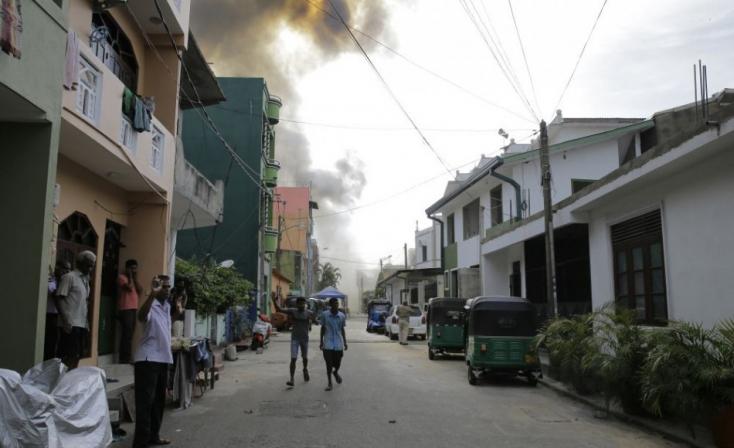 Srí Lanka-i robbantások - Növekedett az azonosított külföldi áldozatok száma