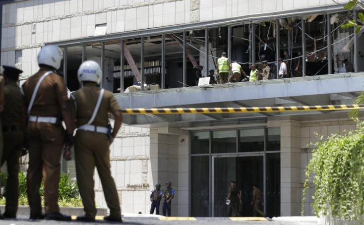 A Srí Lanka-i merényletek közvetlen elkövetői vagy meghaltak, vagy őrizetben vannak