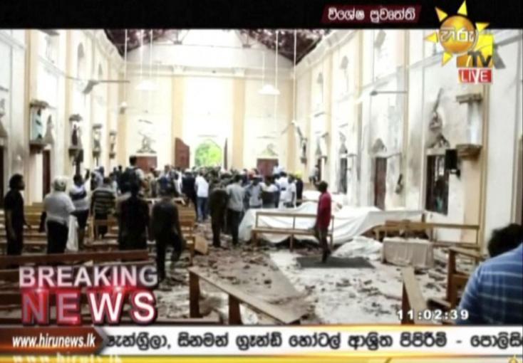 Elfogták a Srí Lankai-merényletek fő gyanúsítottját