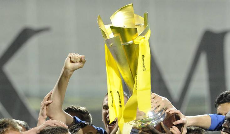 Kezdőrúgás a Slovnaft Cupban