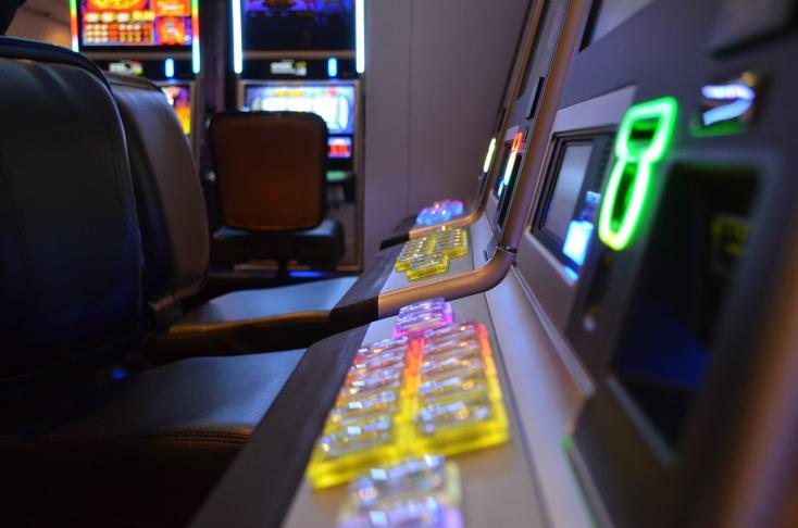 Slotmaschine Am Computer
