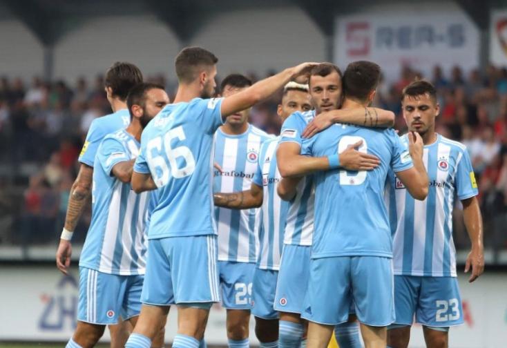 Európa-liga - Otthon kapott ki a Slovan a Wolverhamptontól