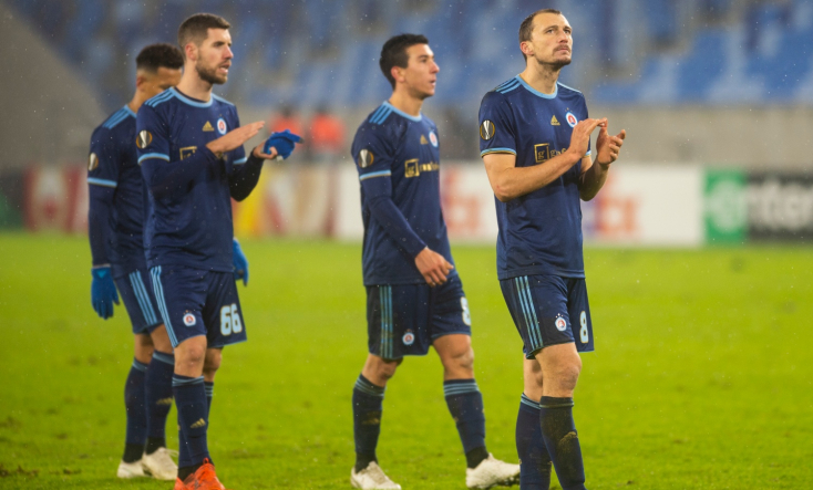 Európa-liga – Vereséggel zárt a Slovan, döntetlennel búcsúzott a Ferencváros
