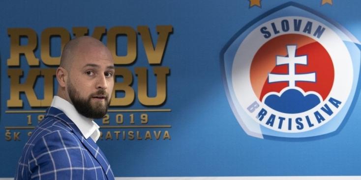 Kifakadt a Slovan vezére, a DAC drukkereit tartja követendőpéldának