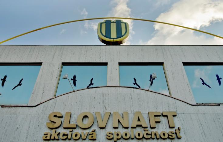 Ajánlatot tesz a Mol a Slovnaft kisebbségi részvényeinek felvásárlására