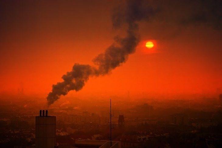Világszerte 4,5 millió idő előtti halálesetet okoz évente a légszennyezettség