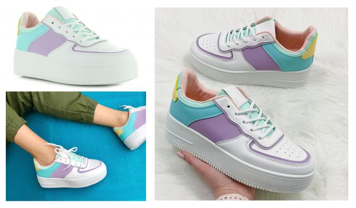 A legstílusosabb tavaszi sneaker cipők