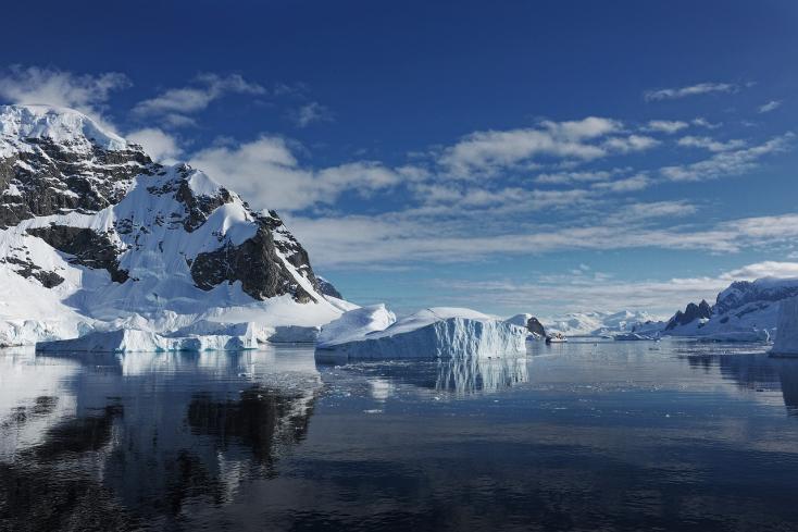 Nem lehet meggátolni a gleccserek olvadását