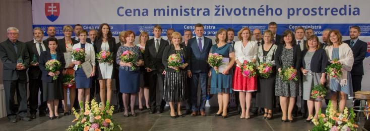 Díjat kaptaka Duna régióval foglalkozó zöldek