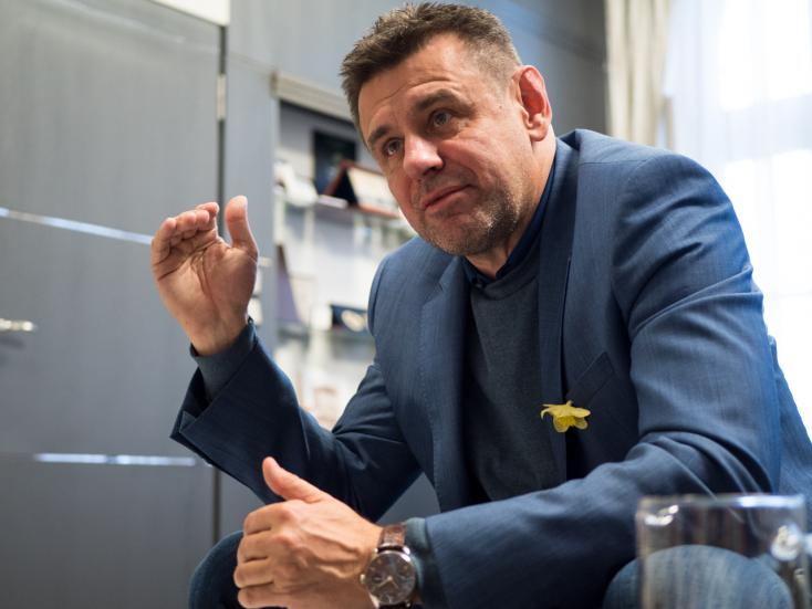 """""""Ilyen többé nem fordulhat elő"""" - Interjú Sólymos László környezetvédelmi miniszterrel"""