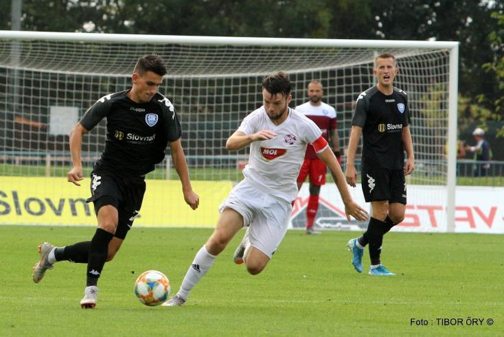 II. labdarúgóliga, 18. forduló: Győzelemmel debütálna a KFC vezetőedzőjeként Németh Szilárd