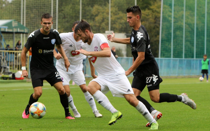 II. labdarúgóliga, 10. forduló: Kevés gól, kevés sikerélmény a somorjaiaknál