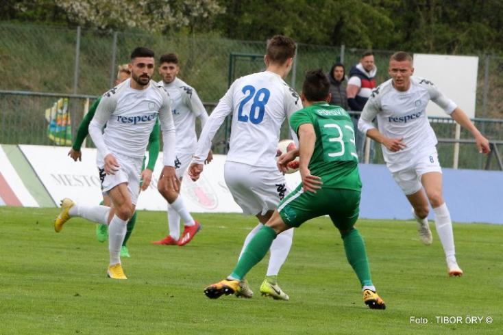II. labdarúgóliga, 30. forduló: Asomorjaiak dönthetnek a bajnokról