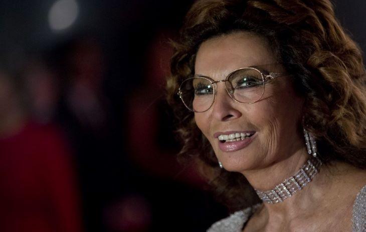 Sophia Loren 86 évesen debütál a Netflixen
