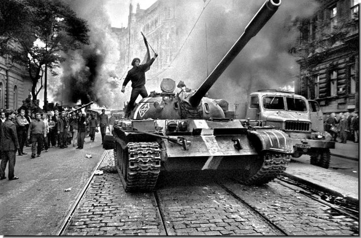 Prágában megemlékeztek Csehszlovákia 1968-as megszállásáról