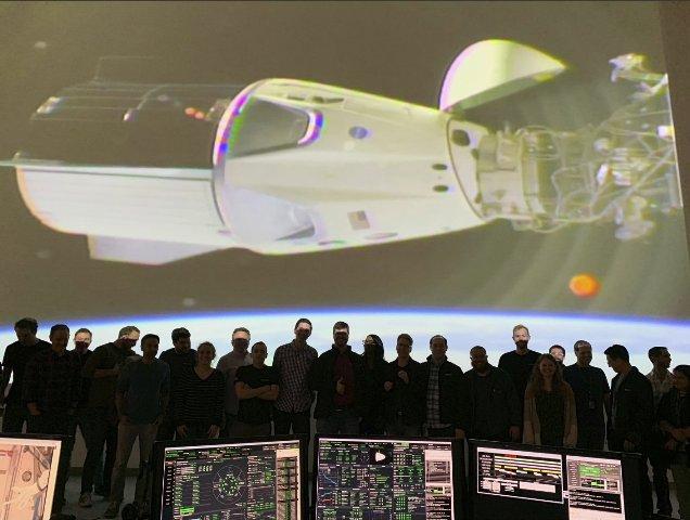 Visszaindult a Földre a SpaceX űrhajója