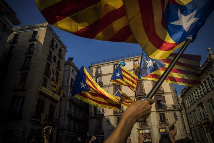 Most lehet igazán forró a helyzet Katalóniában