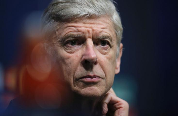 Nem Arséne Wenger akart távozni, de most nem tudja, mihez kezdjen