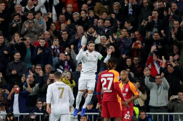 Bajnokok Ligája: Továbbjutott a PSG, megszórta ellenfelét a Real
