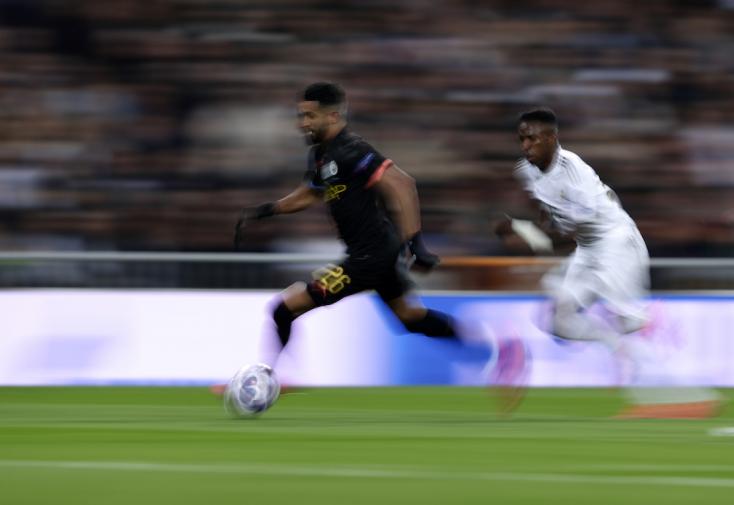 Bajnokok Ligája: Madridban adta meg magát a Real a Citynek, előnyben a Lyon a Juventussal szemben