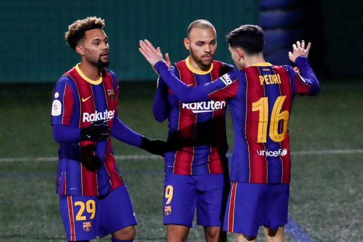 La Liga: Messi nélkül nyert a Barcelona