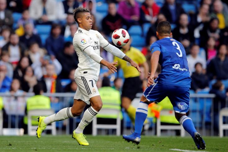 Spanyol Király Kupa: Féltucat gólt lőtt, és továbbjutott a Real Madrid